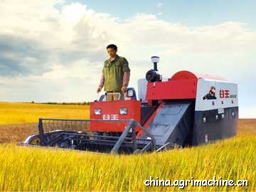 Chery 4LZ-2.0Z Rice Harvester