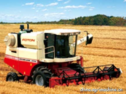 combine harvester foton lovol combine harvester for sale supply price